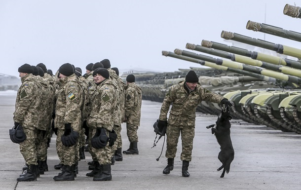 Мобилизация в Украине 2015