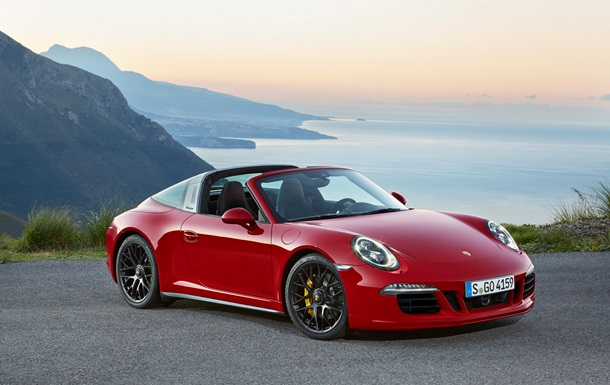Porsche представила новый  заряженный  спорткар