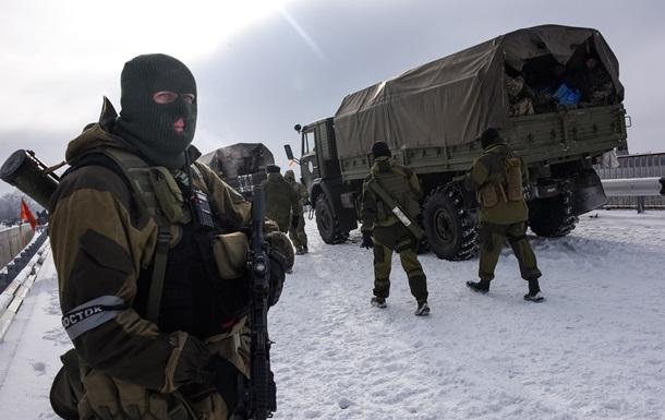Потери в аэропорту Донецка и взаимные обстрелы. Карта АТО за 15 января