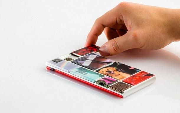 Project Ara: Google рассказал о модульном смартфоне-конструкторе