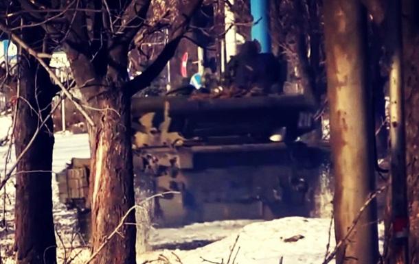 Обнародовано видео боевых действий в донецком аэропорту