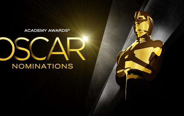 Названо номінантів на Оскар