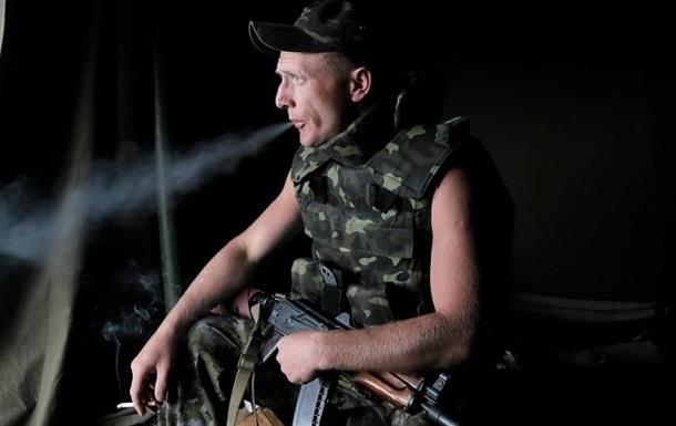 Демобилизованные бойцы не будут отдавать новобранцам бронежилеты