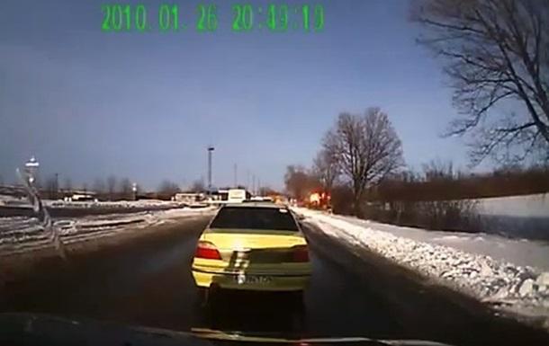 Появилось новое видео обстрела автобуса под Волновахой
