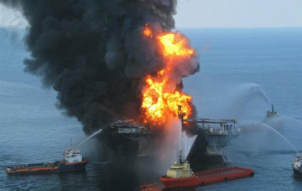 Британская компания оштрафована за разлив нефти на 13,7 миллиарда долларов
