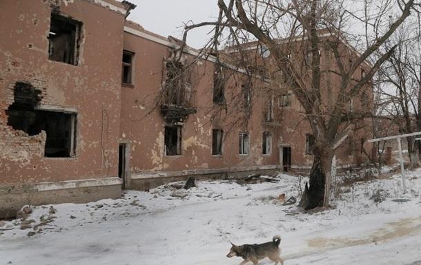 Ночной обстрел Донецка: четверо погибших