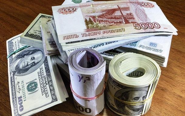 Почему рубль тянет за собой гривну?