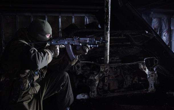 Интенсивность обстрелов в зоне АТО значительно снизилась