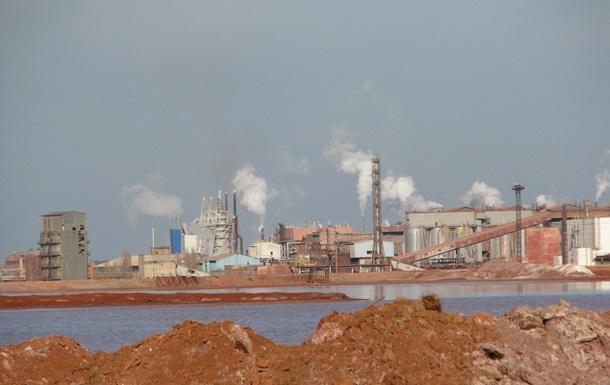 Николаевский глиноземный завод наращивает производственные мощности