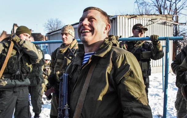 Глава ДНР отказался ехать в Минск на переговоры
