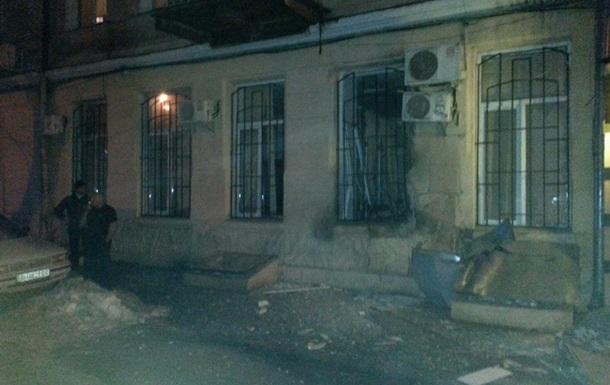 В центре Одессы прогремел новый взрыв