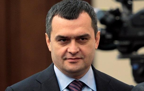 Экс-министр МВД Захарченко нашел работу в России
