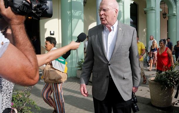 На Кубу прибыла делегация конгрессменов-демократов из США