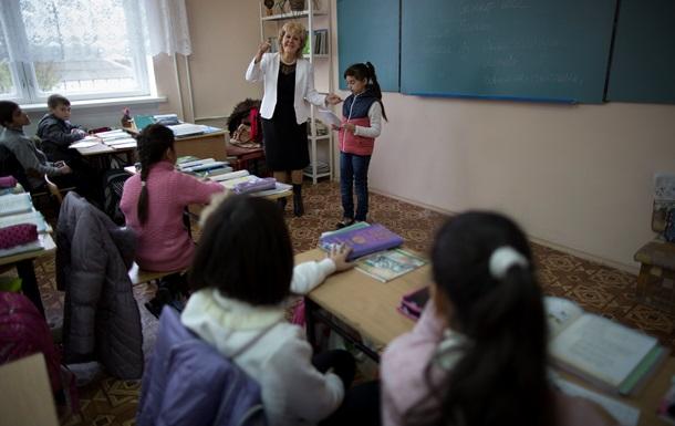 В школах Киева отменили бесплатное питание