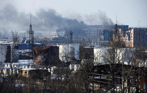 Половина читателей Корреспондент.net против удержания аэропорта Донецка
