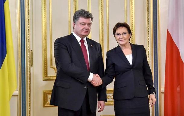 Польша выделила Украине 100 миллионов евро кредита