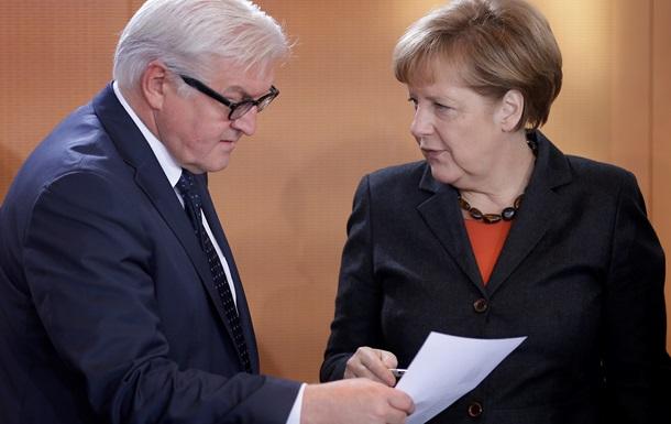 Берлин опасается открытых военных действий между Украиной и Россией
