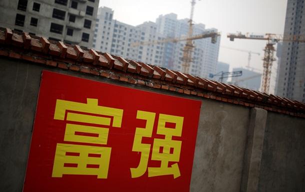 Экономика Китая замедлилась до минимального за 24 года показателя