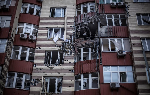 В Счастье из минометов обстреляли многоэтажку: есть раненые