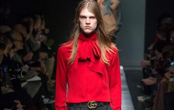Показ модного дома Gucci вызвал гендерный скандал