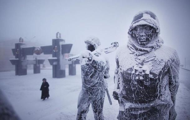 Вечная мерзлота. Фоторепортаж из самого холодного места на Земле