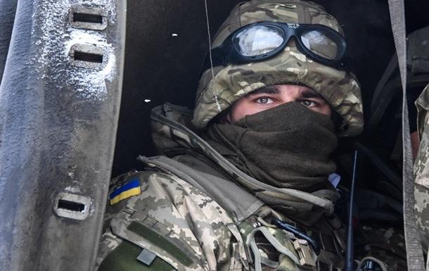 Военные подверглись атаке на севере зоны АТО - СНБО