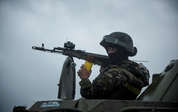 Силы АТО оставили 31-й блокпост в Луганской области