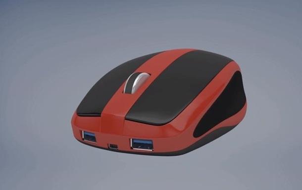 Поляки представили первую мышь-компьютер