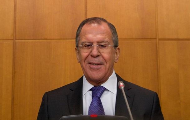 Россия старается сохранить целостность Украины - Лавров