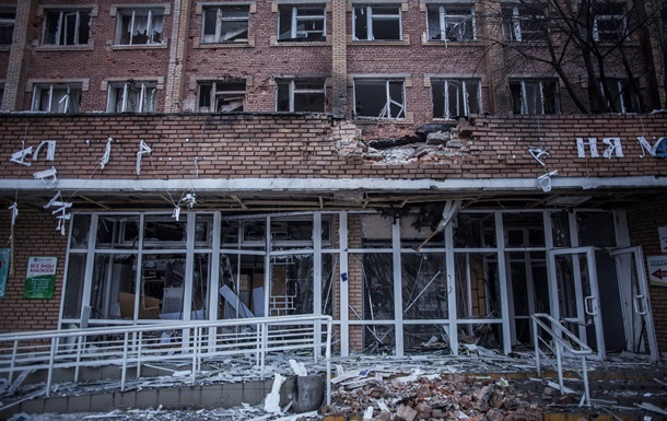 В Донецке продолжаются обстрелы