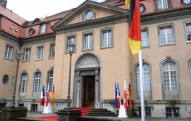 Главы МИД  нормандской четверки  приступили к переговорам в Берлине