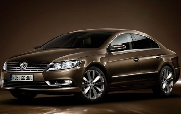 В Женеве покажут концепт Volkswagen Passat CC