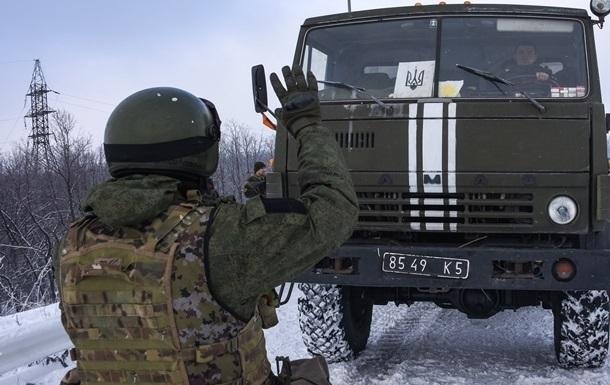 Пропускной режим на Донбассе парализовал сообщение с ДНР