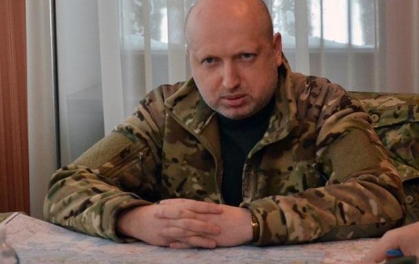 Турчинов рассказал, как попал под обстрел