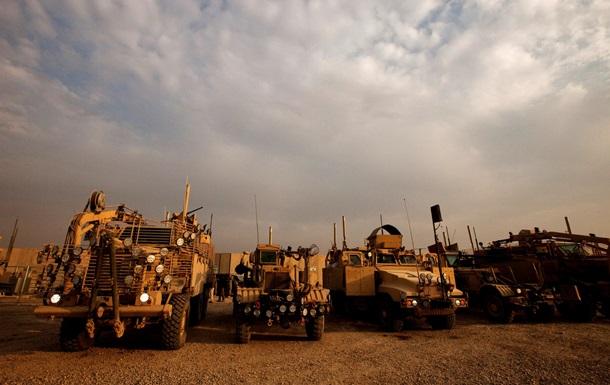 США подарят Узбекистану 328 бронемашин