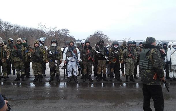 Семенченко: Боевики покинули 31 блокпост
