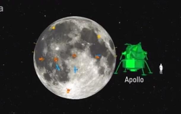 ESA показала, как заселить обратную сторону Луны