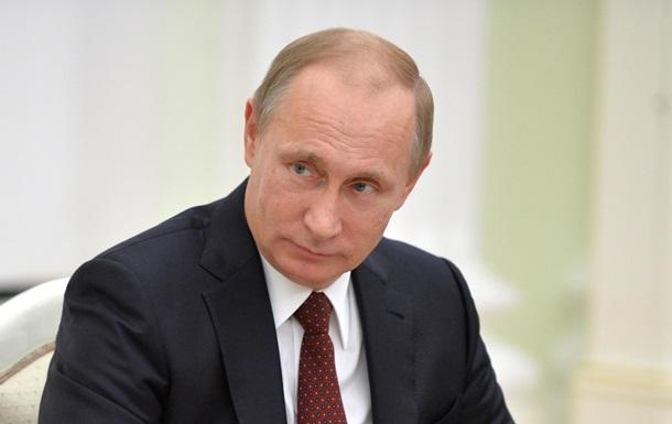 Путин назвал виновных в гибели людей на Донбассе