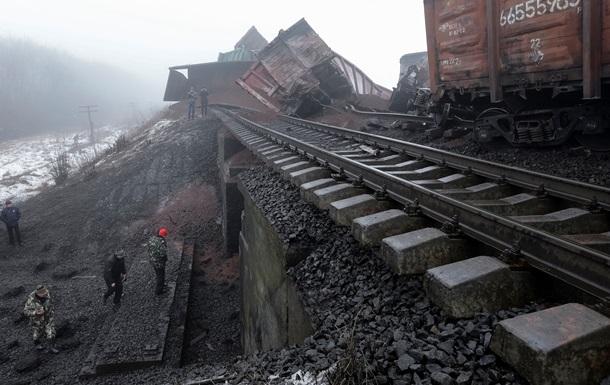 Партизаны взорвали поезд с украинским углем – Москаль