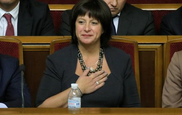 Яресько в Давосе: Украина тратит на АТО $5-7 млн ежедневно