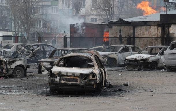 СБУ перехватила разговор боевиков перед обстрелом Мариуполя