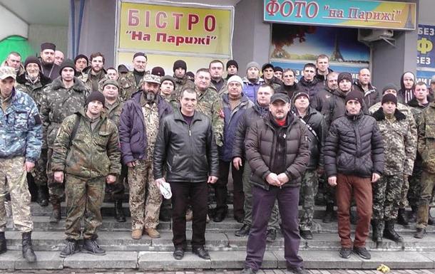 У Вінниці відбулись загальні збори Крайової команди УНСО