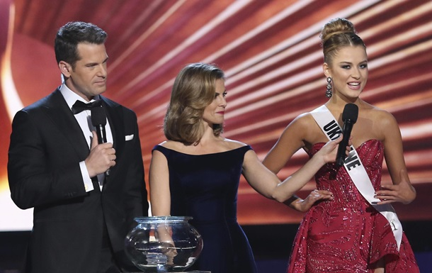 На конкурсе Мисс Вселенная украинка призвала мир помочь армии