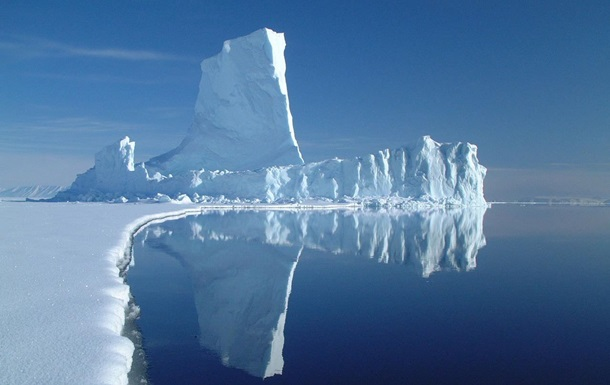 27-летнее таяние ледников Арктики показали в одном видео
