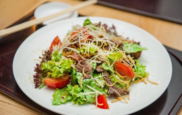 рецепты жареных салатов с фото
