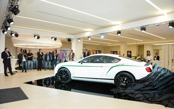 Компания Bentley представила  королевскую  версию седана Mulsanne