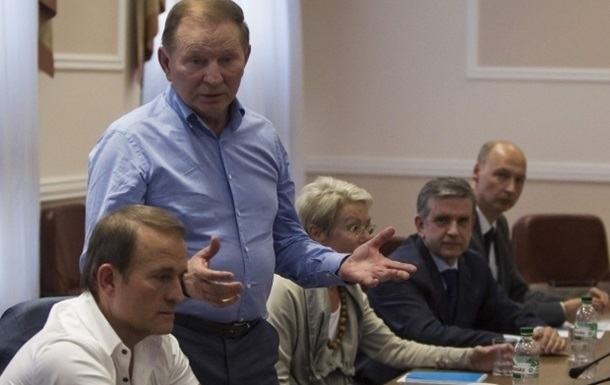 Представителем Киева на переговорах о Донбассе останется Кучма