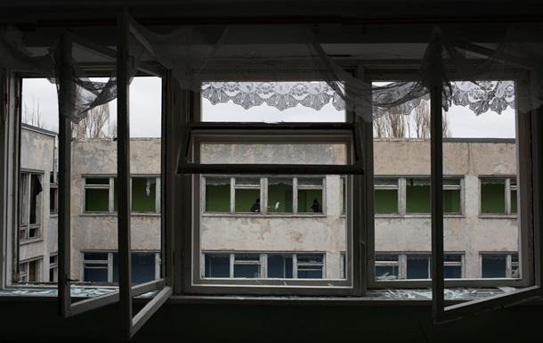 В Светлодарске из Градов обстреляли больницу