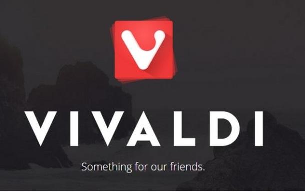 Для профи. Создатели Opera представили новый браузер Vivaldi