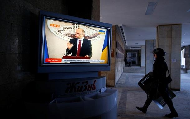 Неинтересно смотреть. Власти Крыма объяснили отключение украинского ТВ